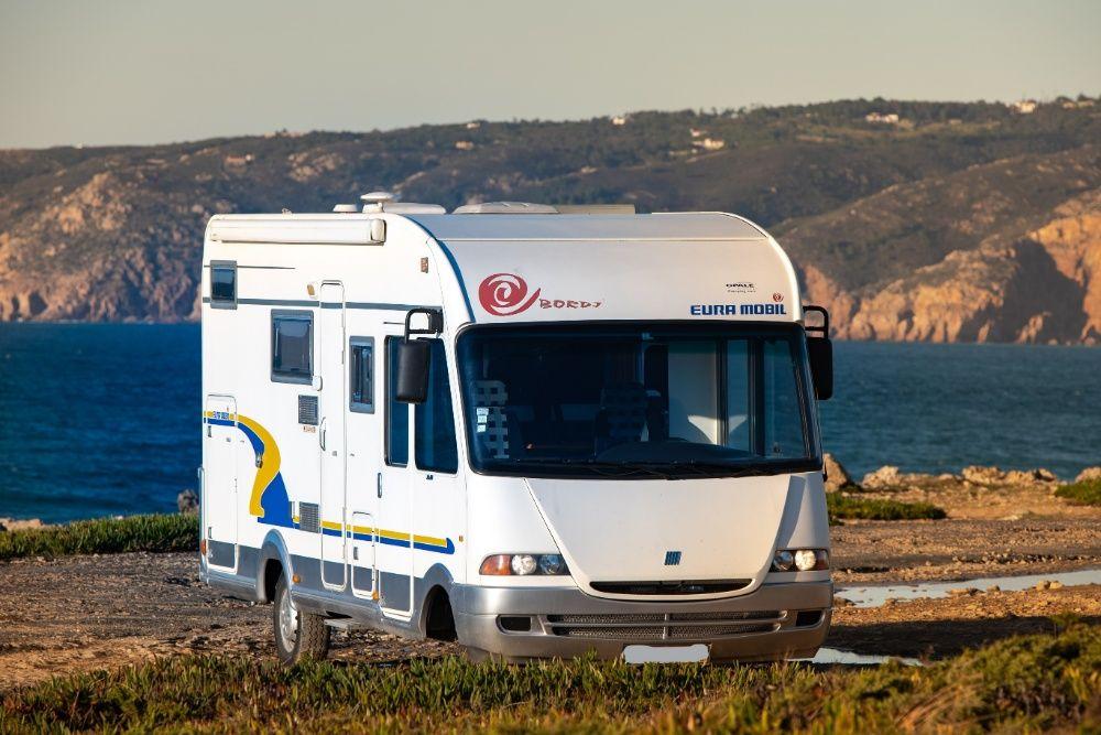 Aluguer Autocaravana Integral(rent,motorhome,aluga-se,alugo,campervan) Cascais E Estoril - imagem 1
