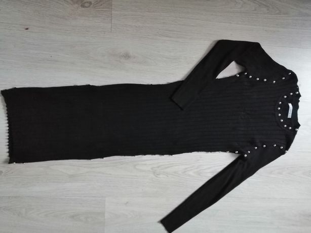 Sukienka midi sweterkowa rozmiar UNI