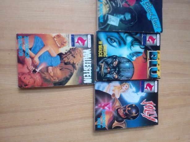 Rekin 4 komiksy: Jolly, Donna Blue, Black Jack, Wallestein