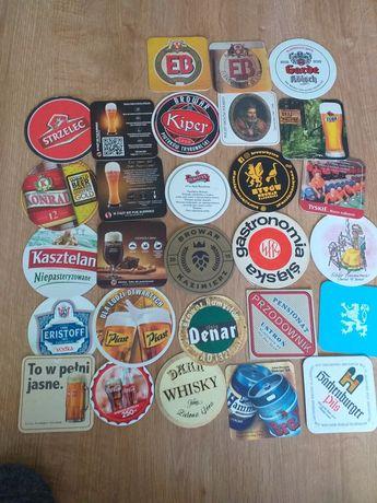 Podstawki pod piwo,  podkładki, wafle