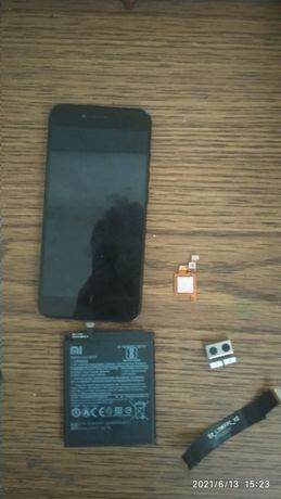 Xiaomi mi a1 на запчасти