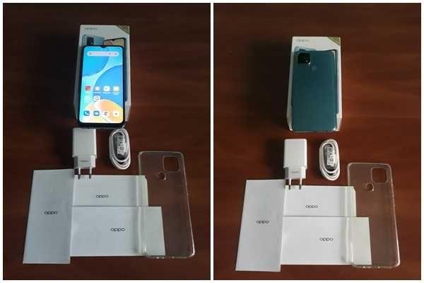 Nowy Smartfon Oppo A15S Niebieski Gwarancja Warto Okazja