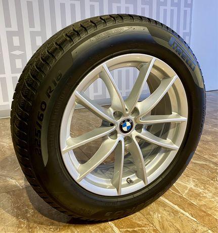 Продам диски с резиной BMW R18 225/60 PIRELLI SOTTOZERO 3
