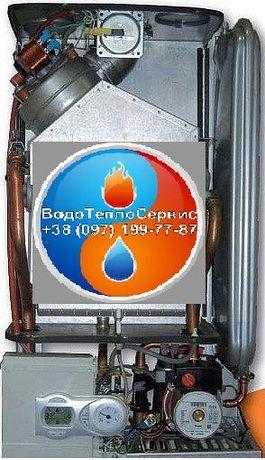 Ремонт обслуживание, газовых колонок, котлов, газ. плит варочных пов-й