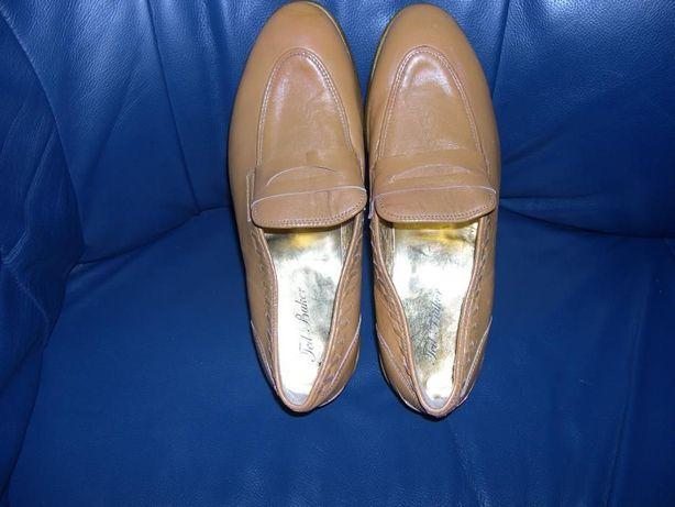 Продам кожаные туфли Ted Baker London ручной работы