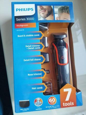 Maszynka do strzyżenia włosów trymer Philips series 3000 QG3340/16