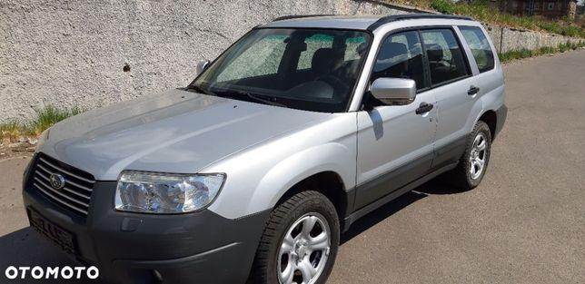 Subaru Forester 4 x 4 2006r. 2,0 16 V benzyna+ gaz