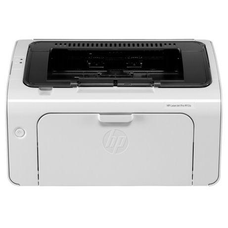 Принтер лазерный HP LaserJet Pro M12a