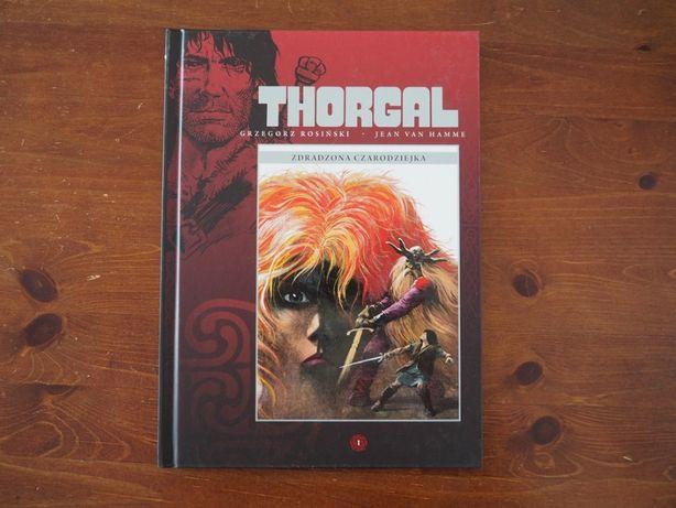 Thorgal #1: Zdradzona czarodziejka