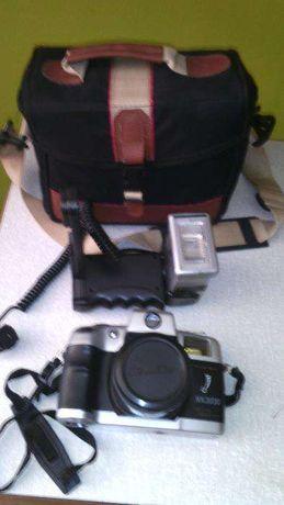 Maquina Fotográfica Nokina com mala