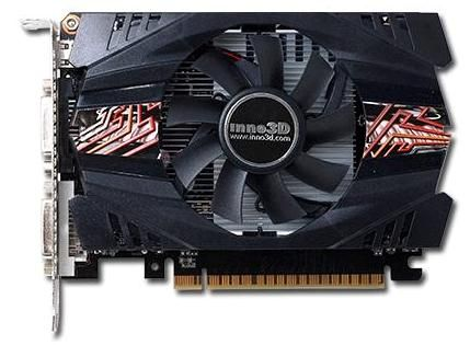 видеокарта GeForce GTX 650 1 Gb 3000руб