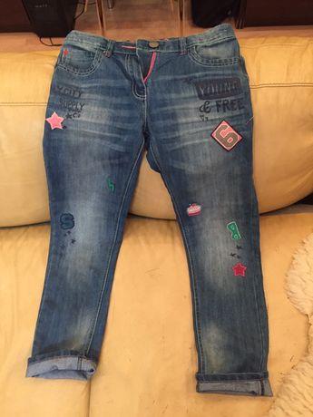 Продам крутые фирменные джинсы NEXT на девочку-подростка