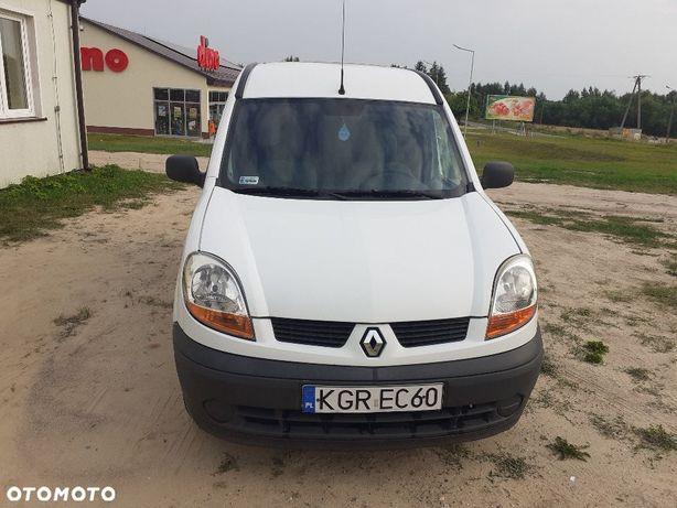 Renault Kangoo  Sprzedam Renault Kangoo1,9D 2004r w bardzo dobrym stanie