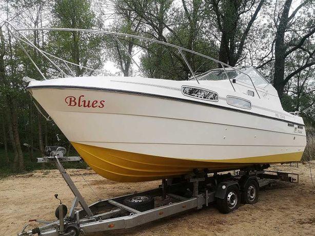 Sprzedam lub zamienię na mniejszy Jacht Motorowy