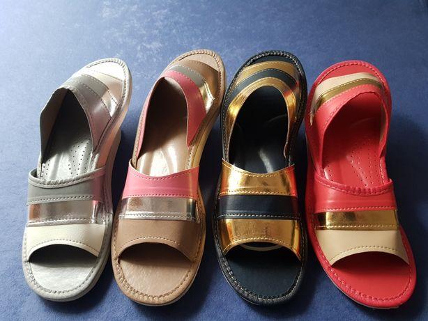 Pantofle góralskie , kapcie ,papucie