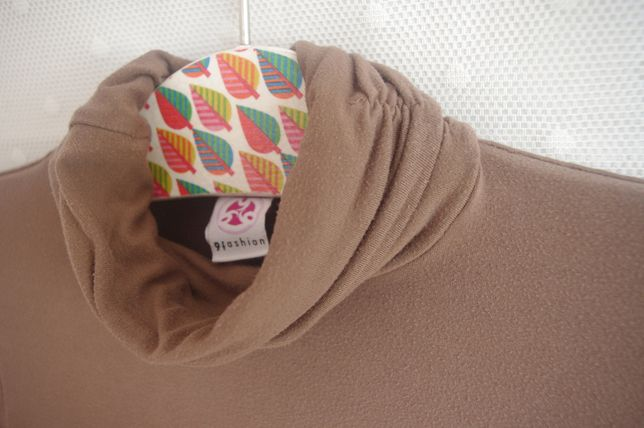 bluzka ciążowa golf ciąża S 9fashion