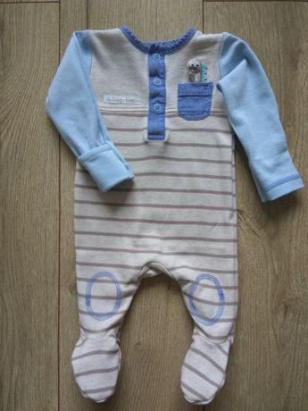 Pajacyk niemowlęcy 0-3 m-ące M&Co.