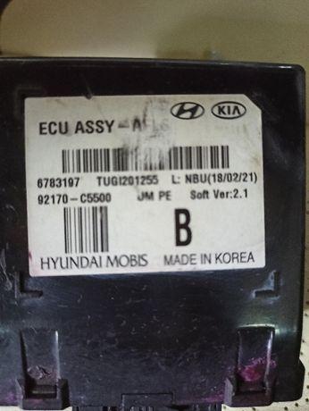 Блок управления светом KIA Sortnto 3 UM 92170c5500