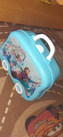 Toaletka walizka Elza Frozen
