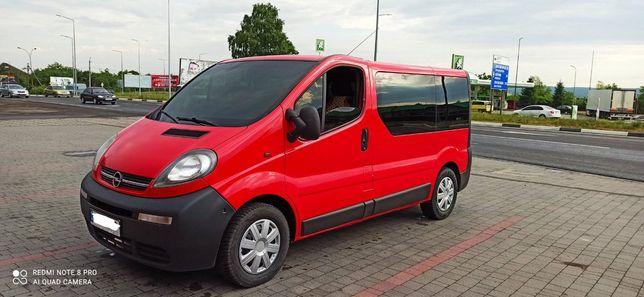Opel Vivaro 2003 7+1
