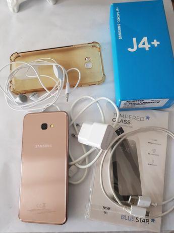 Samsung Galaxy J4+.Idealny.Złoty.