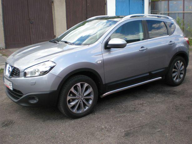 Nissan Qashqai z polskiego salonu  2011r.    2.0dci  150 KM   4x4