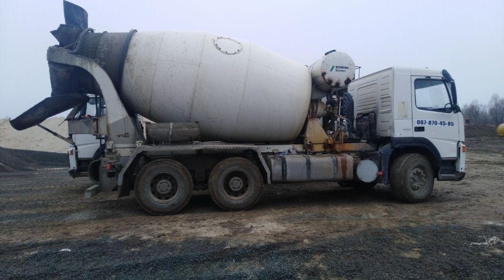 Миксер бетона Stetten 8м3. Распродажа! Обновляем автопарк. Кредит Кривой Рог - изображение 1