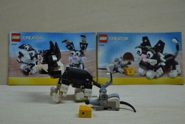 Lego creator 31021 kot i mysz