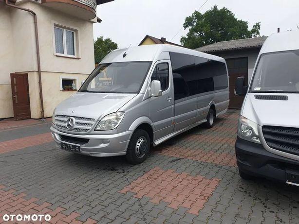 Mercedes-Benz Sprinter  516  long, xxl