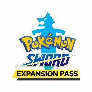 Nintendo Switch Pokémon Sword Expansion Pass