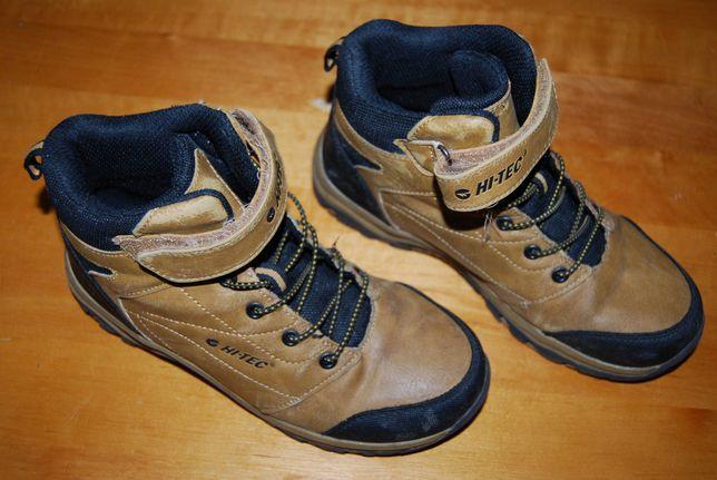 Hi-Tec buty przejściowe półbuty rozmiar 34