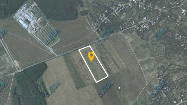 Продається фасадна земельна ділянка в с. Лука Мелешківська