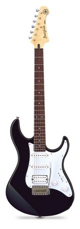 Yamaha Pacyfica 012 BL gitara elektryczna do nauki gry