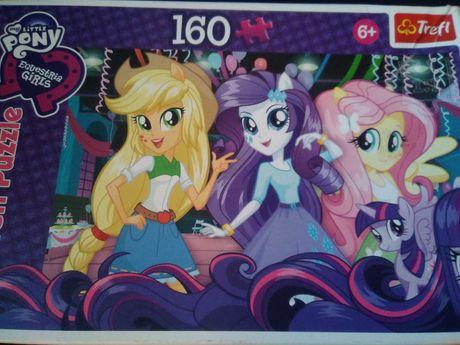 My Little Pony puzzle Trefl