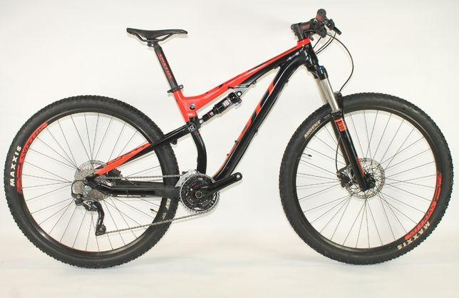 Горный велосипед двухподвес Scott Genius 950