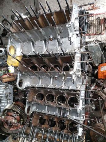 Блок Газ 53 3307 66 Паз двигателя картер