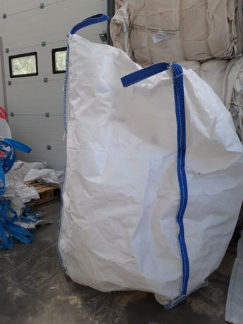 Hurtownia opakowań BIG BAG BIGBAGI nowe i używane 98x98x72 cm