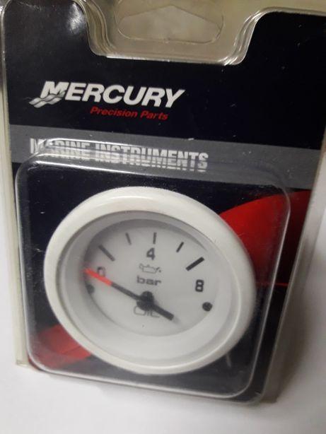 Zegar Mercury Mercruiser Ciśnienie Oleju , jacht Łódź motorówka
