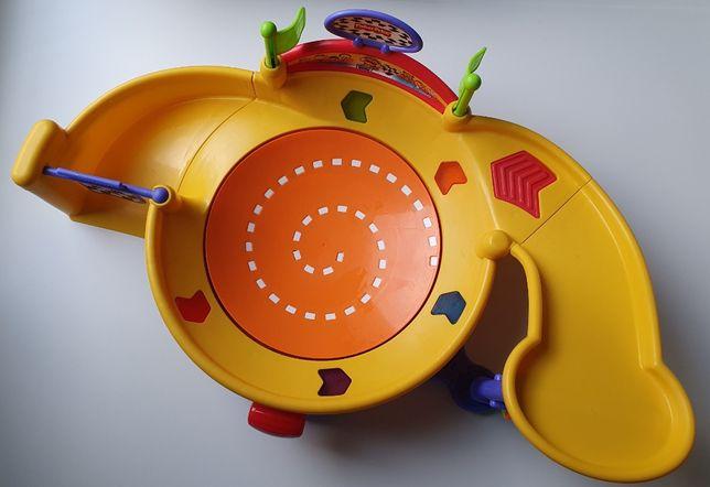 Tor Wyścigowy Muzyczny Wiraż (T5123) Fisher Price od 6 m-cy