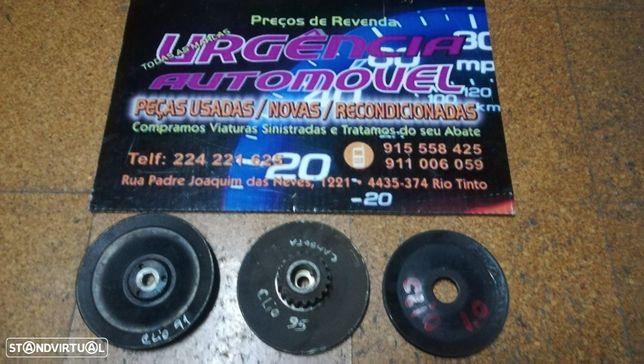 Polie cambota Carreto arvore Clio Megane Scenic Laguna 1.5 1.9 Kangoo