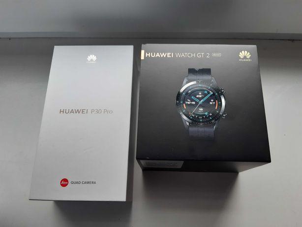 Huawei p30 pro 8gb/256gb+Smartwatch Huawei Watch GT 2 /POLECAM