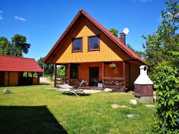 Domki Kaszuby - bon turystyczny Jez Mausz bania/sauna