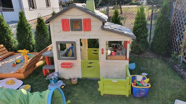 Dom domek smoby dla dzieci