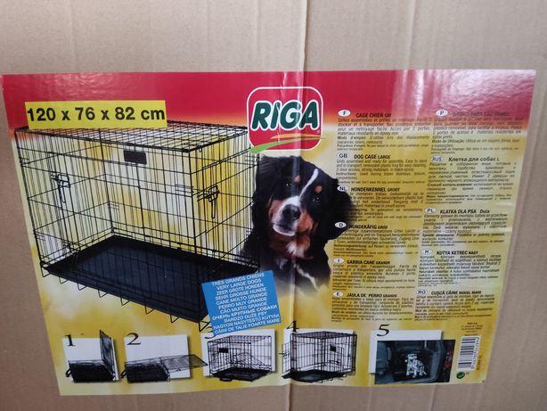 Gaiola para cão grande ( nova ) nunca usada