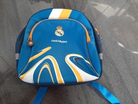 Plecak mały plecak real madryt