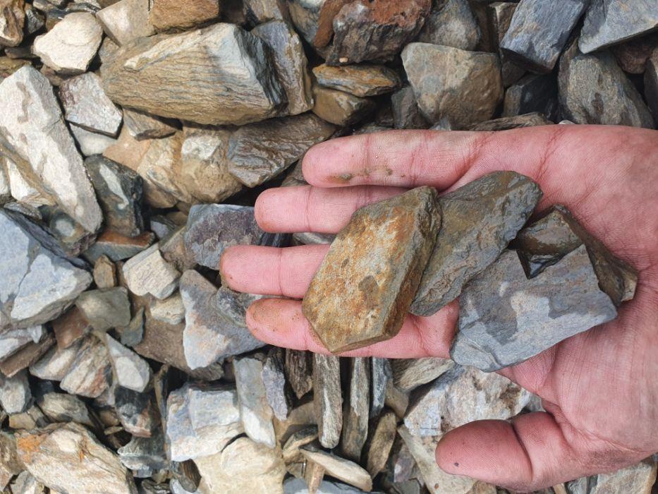 Kora kamienna łupkowa (SZAROGŁAZ) 30-60 mm workowana Ruda Śląska - image 1