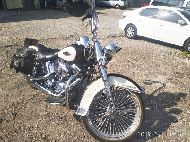 Продам Harley Davidson FLSTN 2013г