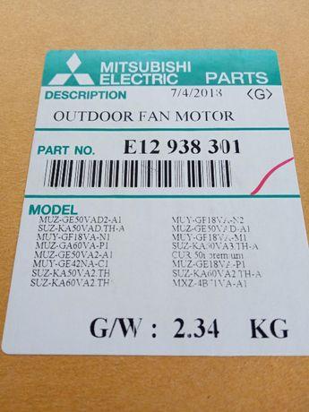 Motor de Ventilador Mitsubishi Ar Condicionado Vários Modelo E12938