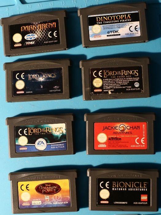 8 Org. Gier Nintendo, Lord of the Rings, Dark Arena, Gameboy Advance Warszawa - image 1