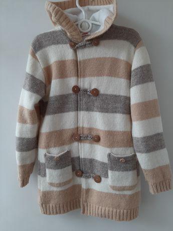 Демисезонное пальто,кардиган,куртка 122-134р.